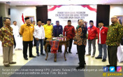 Sekjen Koalisi Jokowi Temui KPU - JPNN.COM