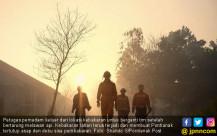 Kebakaran Lahan Landa Kota Pontianak - JPNN.COM