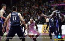 Tim Basket Indonesia VS Korea Selatan - JPNN.COM