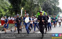 Obor Sea Games 2018 Tiba di Kota Bogor - JPNN.COM