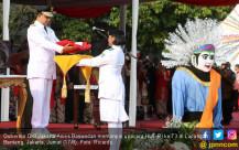 Gubernur DKI Jakarta Pimpin HUT RI ke 73 - JPNN.COM