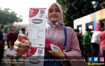 Penukaran Tiket Pembukaan Asian Games 2018 - JPNN.COM