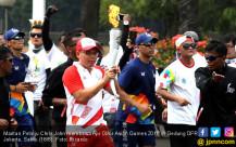 Chris John Bawa Api Obor Asian Games 2018 - JPNN.COM