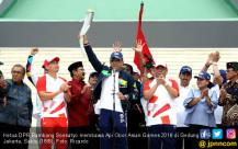 Bamsoet Bawa Api Obor Asian Games 2018 - JPNN.COM