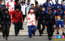 Utut Adianto Bawa Api Obor Asian Games 2018 - JPNN.COM