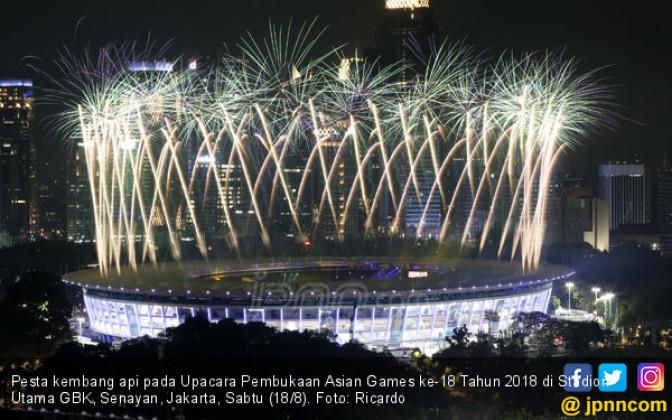 Pembukaan Asian Games ke - 18 - JPNN.COM