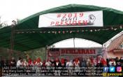 Di Kubu Raya, Lagu Ganti Presiden Berkumandang - JPNN.COM