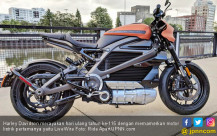 LiveWire, Si Motor Listrik Harley Davidson - JPNN.COM