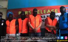 BNN Tasikmalaya Bongkar Jaringan Narkotika - JPNN.COM