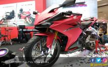Honda CBR250RR Baru - JPNN.COM