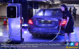 Mercedes-Benz Resmikan EQ Power Charging Station - JPNN.COM