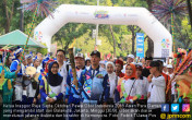 Pawai Obor Indonesia 2018 Asian Para Games - JPNN.COM