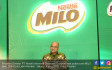 Peluncuran MILO Baru 25% Gula Lebih Rendah - JPNN.COM