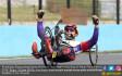 Pembalap Paracycling Korea Yeo Keun Yoon - JPNN.COM