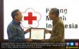 Pemerintah Taiwan Berikan Bantuan Korban Bencana di Sulteng Kepada PMI - JPNN.COM