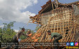 Gempa, Sejumlah Bangunan di Sumberejo Ambruk - JPNN.COM