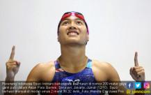 Perenang Syuci Indriani Sabet Medali Emas - JPNN.COM