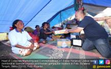 OT Peduli Berikan Bantuan Kepada Korban Gempa di Sulteng - JPNN.COM