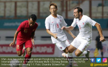 Hasil Seri Akhiri Laga Timnas VS Hong Kong - JPNN.COM