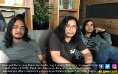 Kelompok Penerbang Roket Siap Rilis Album Baru - JPNN.COM