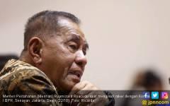 Menteri Pertahanan Ryamizard Ryacudu - JPNN.COM