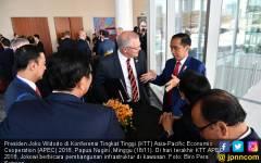 Di KTT APEC, Jokowi Bicara Infrastruktur - JPNN.COM