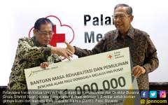 Busana Apparel Group Bantu Korban Bencana Palu - JPNN.COM