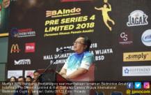 Turnamen Badminton Amatir Indonesia Pre Series 4 Limited - JPNN.COM