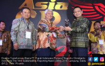 Pupuk Indonesia Grup Raih Penghargaan di SRA 2018 - JPNN.COM