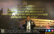 Optimalisasi Pelaksanaan Konstitusi DPD RI Melalui Sinergi Insan Pers - JPNN.COM