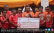 Anies Rayakan Kemenangan Persija Jakarta - JPNN.COM