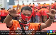 Perayaan Kemenangan Persija Jakarta - JPNN.COM