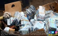 Kemendagri Musnahkan Jutaan e-KTP - JPNN.COM