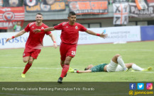 Pemain Persija Jakarta Bambang Pamungkas - JPNN.COM