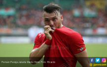Pemain Persija Jakarta Marko Simic - JPNN.COM