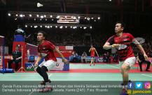 Mohammad Ahsan / Hendra Setiawan - JPNN.COM