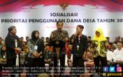 Sosialisasi Prioritas Penggunaan Dana Desa 2019 - JPNN.COM