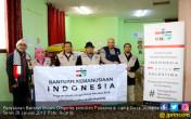 KNRP Salurkan Bantuan Ke Kamp Gaza - JPNN.COM