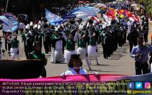 Ribuan Warga Cilegon Ikuti Pawai Ta'aruf MTQ XVIII - JPNN.COM