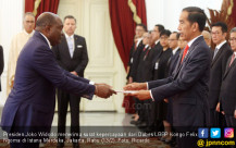Dubes LBBP Kongo Felix Ngoma - JPNN.COM