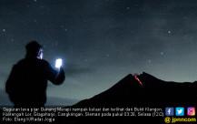 Gunung Merapi Masih Tunjukkan Aktivitasnya - JPNN.COM