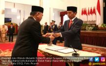 Dubes RI Untuk Kerajaan Maroko merangkap Republik Islam Mauritania Hasrul Azwar MM - JPNN.COM
