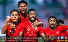 Timnas U22 VS Madura United Berakhir Seri - JPNN.COM