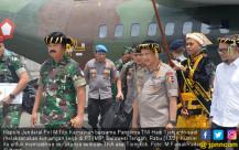 Panglima TNI dan Kapolri Kunjungi PT IMIP - JPNN.COM