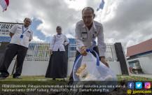 BNNP Kalteng Musnahkan Barbuk Sabu - JPNN.COM