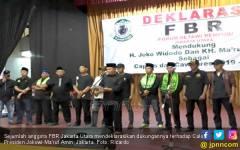 FBR Dukung Jokowi-Maruf - JPNN.COM
