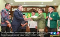 PKB Menerima Kunjungan Committee Centrist Democrat International (CDI) - JPNN.COM