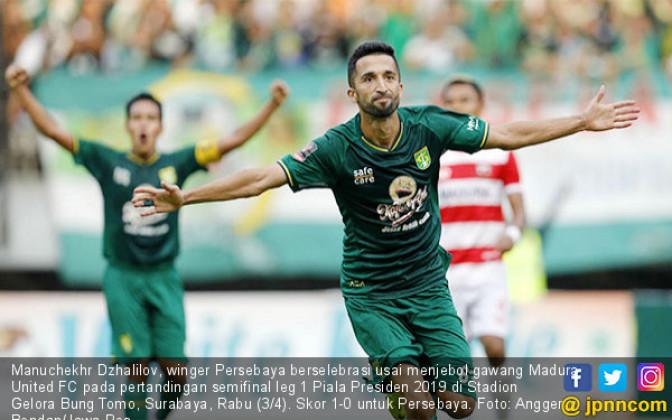 Persebaya Taklukkan Madura United 1 - 0 - JPNN.COM