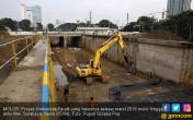 Proyek Underpass Satelit Surabaya Molor - JPNN.COM