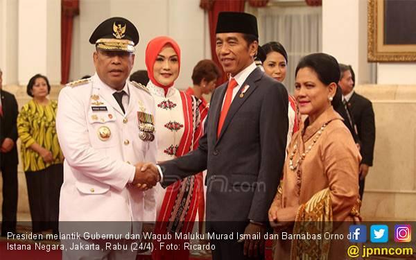 Gubernur Murad Ungkap Empat Masalah Besar di Maluku - JPNN.com